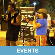 Central Square Cambridge Events